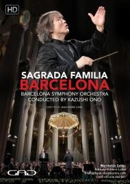 Affiche de Sagrada Familia de Barcelone L'Orchestre Symphonique de Barcelone dirigé par Kazushi Ono
