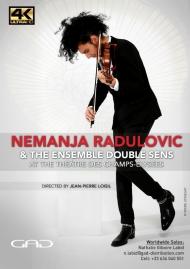 Affiche de Nemanja Radulovic et l'Ensemble Double Sens au Théâtre des Champs-Élysées