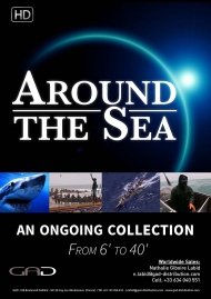 Poster of Around the sea