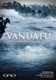 Poster of Vanuatu, laboratory of climate change