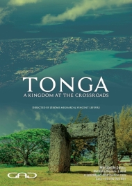 Poster of Tonga, a Kingdom at the crossroads