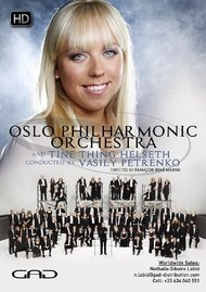 Poster of Oslo Philharmonic Orchestra and Tine Thing Helseth conducted by Vasily Petrenko