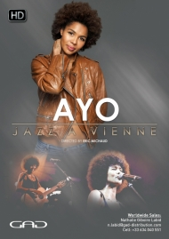 Poster of Ayo live at Jazz A Vienne