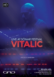 Poster of Vitalic at Sónar Festival 2017