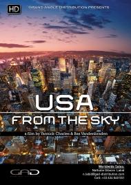 Affiche de Les Etats-Unis vus du ciel