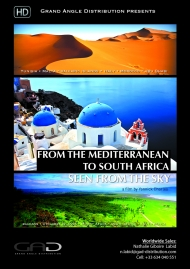 Poster of FROM THE MEDITERRANEAN TO SOUTH AFRICA, SEEN FROM THE SKY