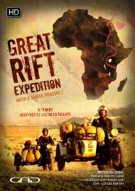 Affiche de Expédition Grand Rift : l'eau, un trésor en partage 10x26'