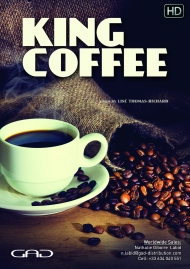Poster of King coffee