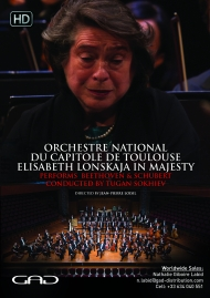 Poster of Tugan Sokhiev conducts Elisabeth Leonskaja in Majesty