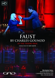 Poster of Faust by Charles Gounod