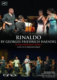Affiche de Rinaldo de Georges Friedrich Haendel