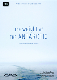 Poster of The weight of the Antarctic