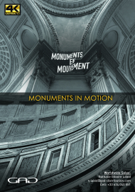 Affiche de Monuments en mouvement - I remember saying goodbye