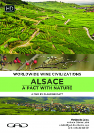 Poster of Alsace, a pact with nature (France)