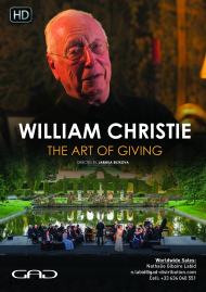 Poster of William Christie, The art of giving