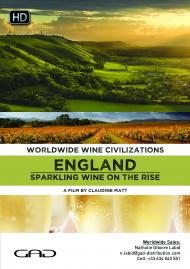 Poster of Sparkling wine on the rise (England)