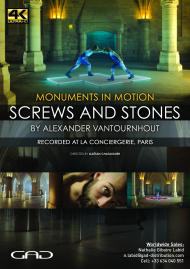 Poster of Monuments in Motion - Screws and Stones