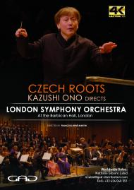 Affiche de CZECH ROOTS – Kazushi Ono dirige le London Symphony Orchestra