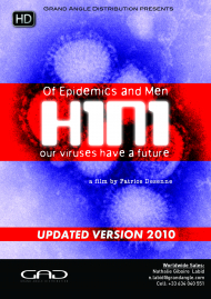 Poster of H1N1, our viruses have a future