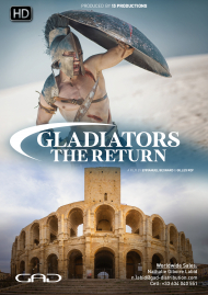 Poster of Gladiators, the return
