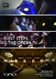 Poster of First steps at the Opera