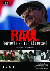 Poster of Raul, Empowering the Castrisme