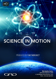 Poster of Science in motion