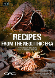 Poster of Recipes from the neolithic era