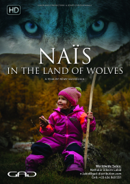 Poster of Naïs in the land of wolves