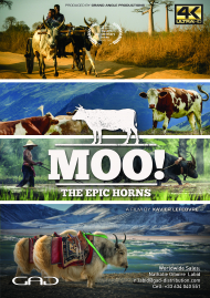 Poster of Moo! The epic horns