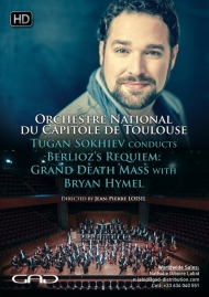 Poster of Tugan Sokhiev conducts Berlioz's Requiem: Grand Death Mass with Bryan Hymel (tenor)