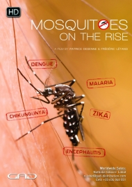 Poster of Mosquitoes on the Rise