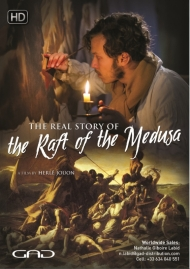 Poster of The real story of the Raft of the Medusa