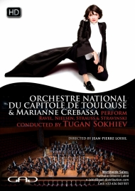 Poster of Tugan Sokhiev conducts Marianne Crebassa