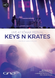 Poster of Keys N Krates at Sónar Festival 2017