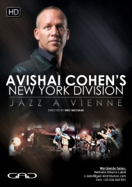 Affiche de Avishai Cohen's New York Divison at Jazz A Vienne