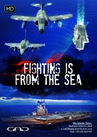 Poster of Fighting IS from the Sea