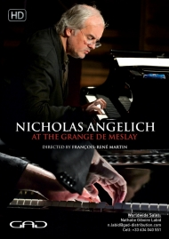Poster of Nicholas Angelich at the Grange de Meslay