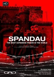 Affiche de Spandau, la prison la plus chère du monde
