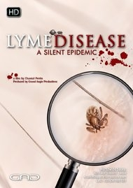 Poster of The Lyme disease, a silent epidemic