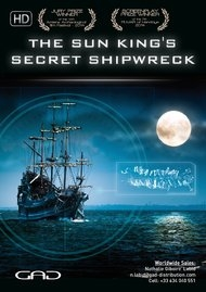 Poster of The Sun King's Secret Shipwreck