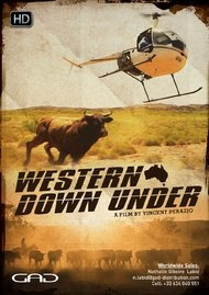 Affiche de Western aux Antipodes