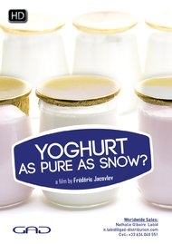 Poster of Yoghurt, as pure as snow?