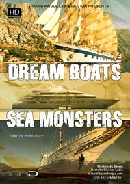 Poster of Dream Boats, sea monsters
