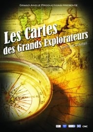 Poster of Maps of the Great Explorers