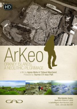 Affiche de Orcades, un pèlerinage néolitique (Ecosse)