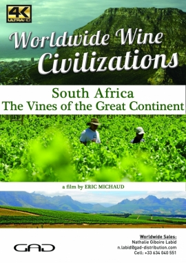 Poster of The vines of the great continent (South Africa)