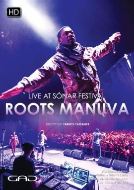 Affiche de Roots Manuva au Sónar Festival 2016