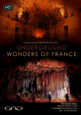 Poster of Underground wonders of France