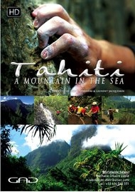 Poster of Tahiti, a mountain in the sea